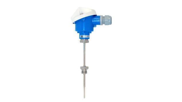 Temperature mesure Thermometres Transmetteurs - thermometre RTD PT100 modulaire TST40N