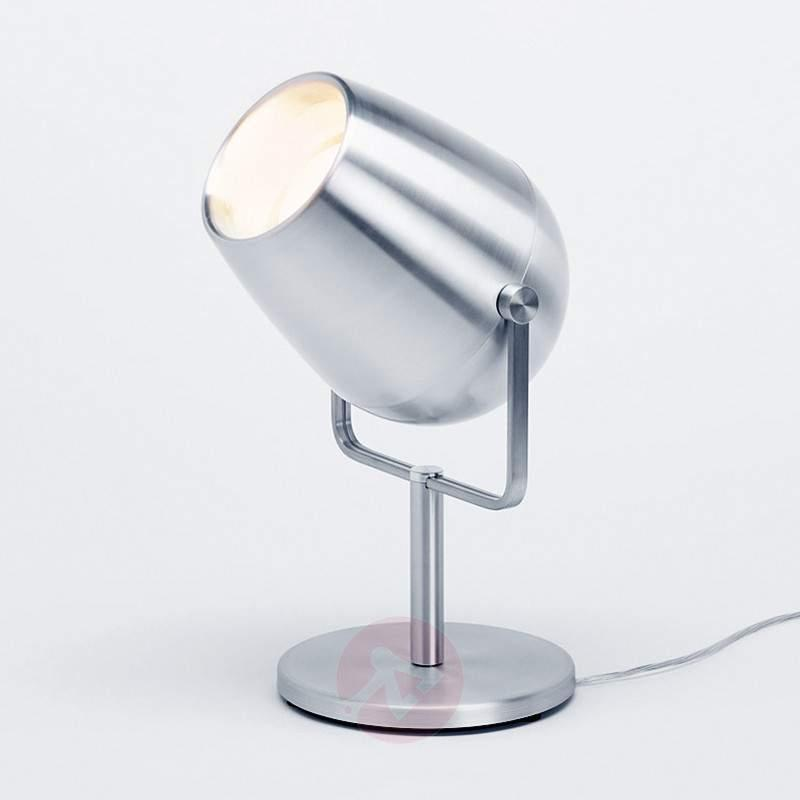 Flexible LED design table lamp Pan Am with dimmer - Table Lamps