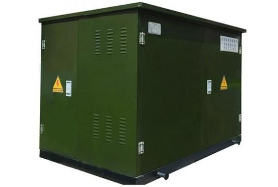 cabinet type transformer substation