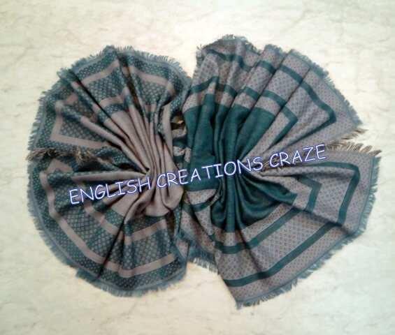 Cotton Flex Scarves - Cotton Flex Scarves