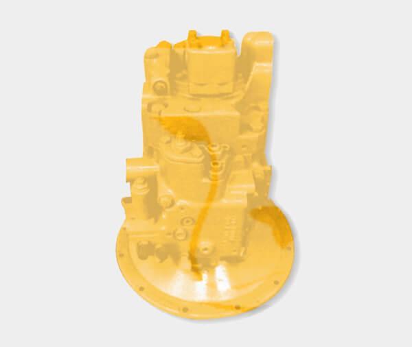 Pompe hydraulique Poclain - null