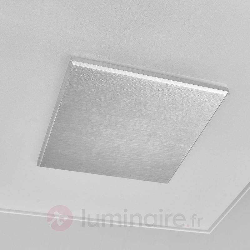 Lola - plafonnier LED de qualité en verre - Plafonniers LED