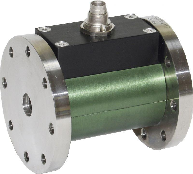 Precision torque sensor - 8631 - Robust, reliable, easy handling, highly accurate, extremely compact design