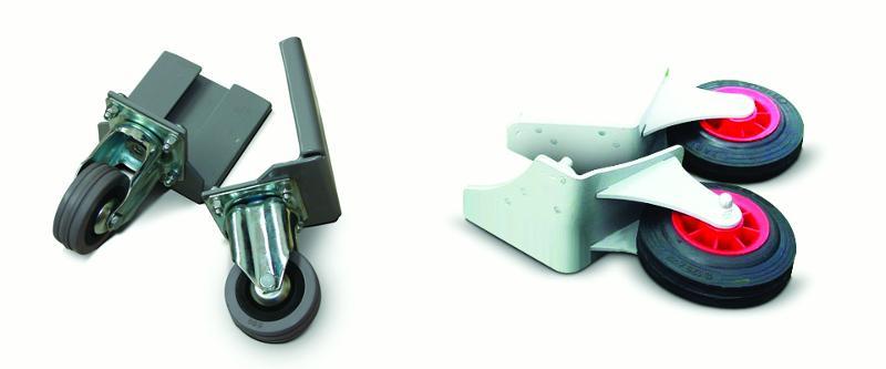 Roulettes de transport - Accessoires pour tentes pliantes proSZC et proSZP