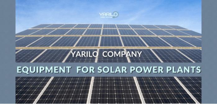 Солнечные станции для предприятий  - Установка солнечных станций под ключ. Проект, доставка оборудования, монтаж.