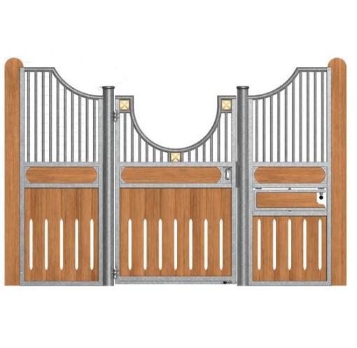 European Style Horse Stall/Stable - European Internal Portable Horse Stall Panels