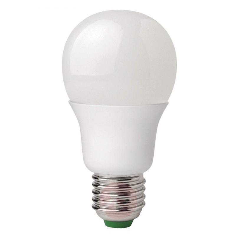 E27 7W LED bulb dim-to-warm - light-bulbs