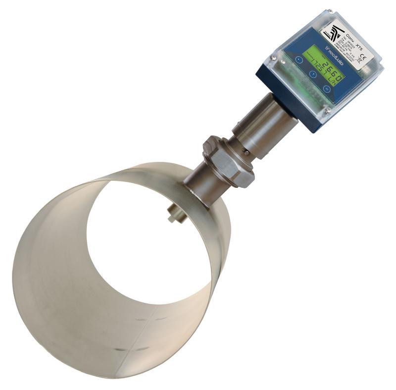 Débitmètre électromagnétique à insertion série FLOMAT - null