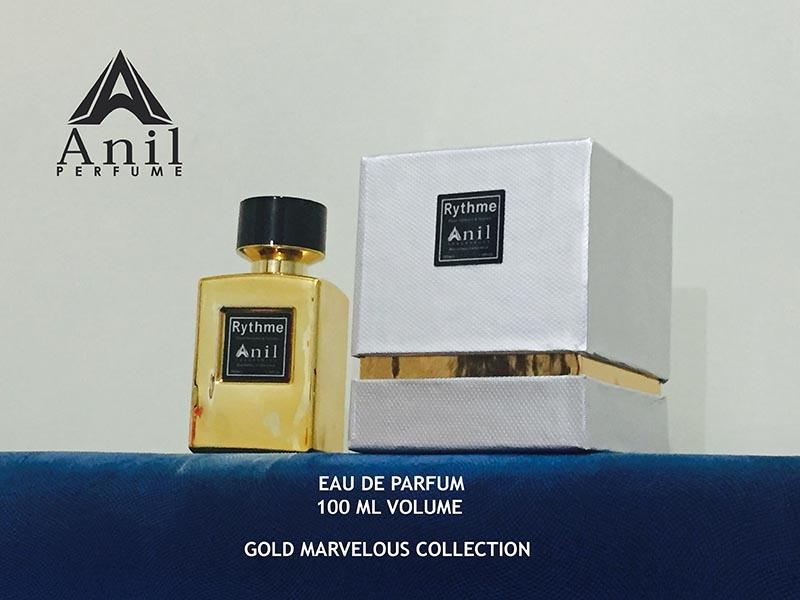 Parfüm Gold-Marvelous Sammlung - Eau de Parfum, 100 ml Volumen