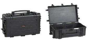 Polypropylene waterproof case mod 7630 BE - null