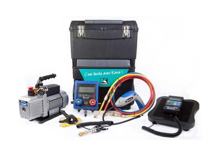 Ensemble en servante pour contrôle de climatisation  - ECVC-90090