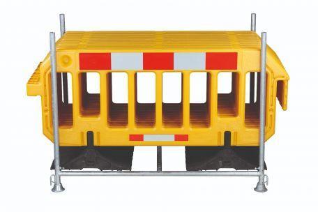 Kit Support Entrepôt Et Transport Avec Barrières - Aménagement Des Parking