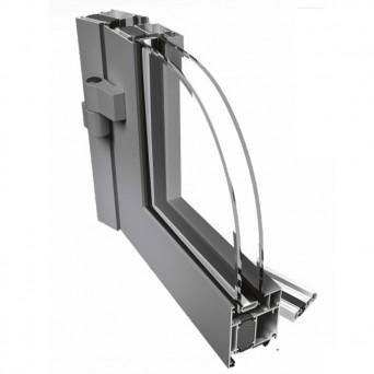 Ponzio PE 68 Türen - Aluminiumfenster