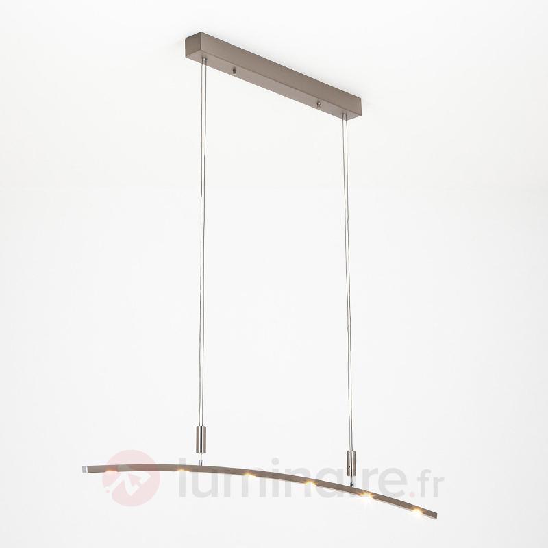 Suspension LED Falo à hauteur réglable - Suspensions LED