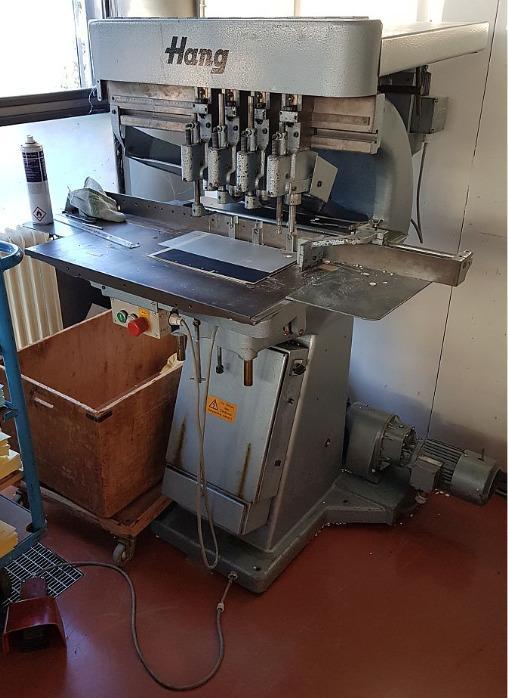 Hang 106 DTK-4 - Used Machine