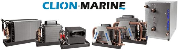 Clion Marine - Clion Marine - Maritime heating and cooling systems