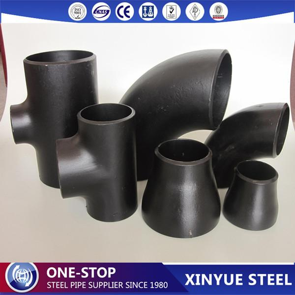 Trade Assurance Supplier Large diameter Pipes tee and joints