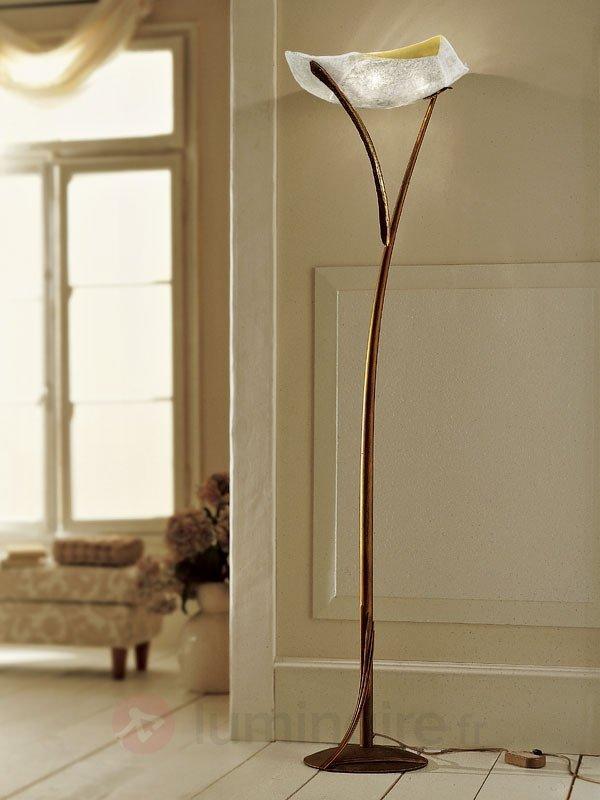 Lampadaire design ATENE - Lampadaires rustiques