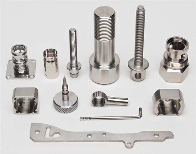Stainless Steel Machined Parts - Stainless steel machined parts, flanges, couplings, shafts, auto parts, valves