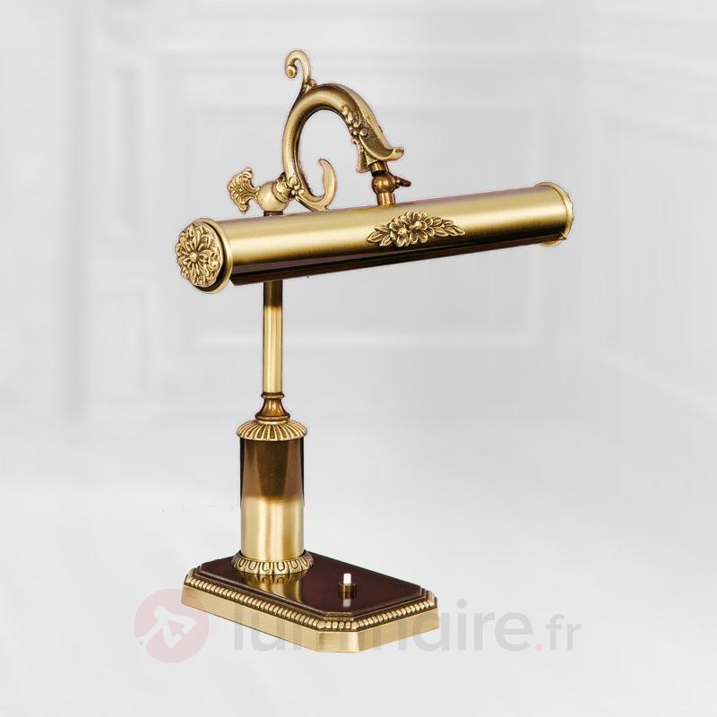 Extraordinaire lampe à poser Genaro - Lampes à poser classiques, antiques