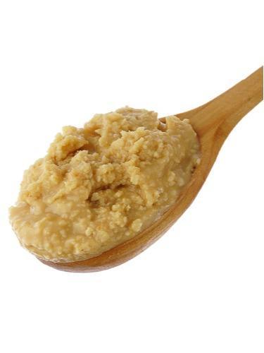 Peanut butter  - Crunchy peanut butter