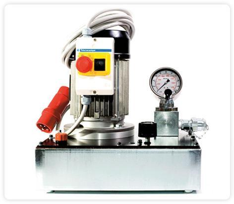 Pompes électriques 700 bar - FPT