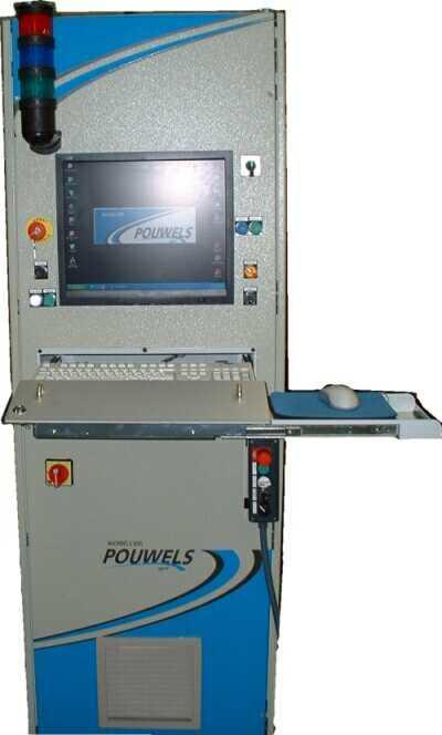CNC Commande numérique - CNC 1000 Speedo 3/4 Axes