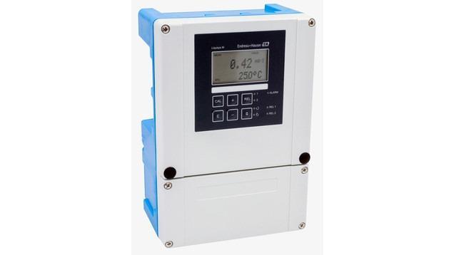 Transmisor de cloro libre y pH - CCM253 -