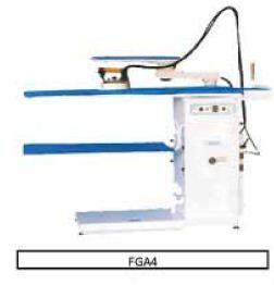 Table de repassage aspirante - chauffante avec chaudière intégrée FGA4 - null