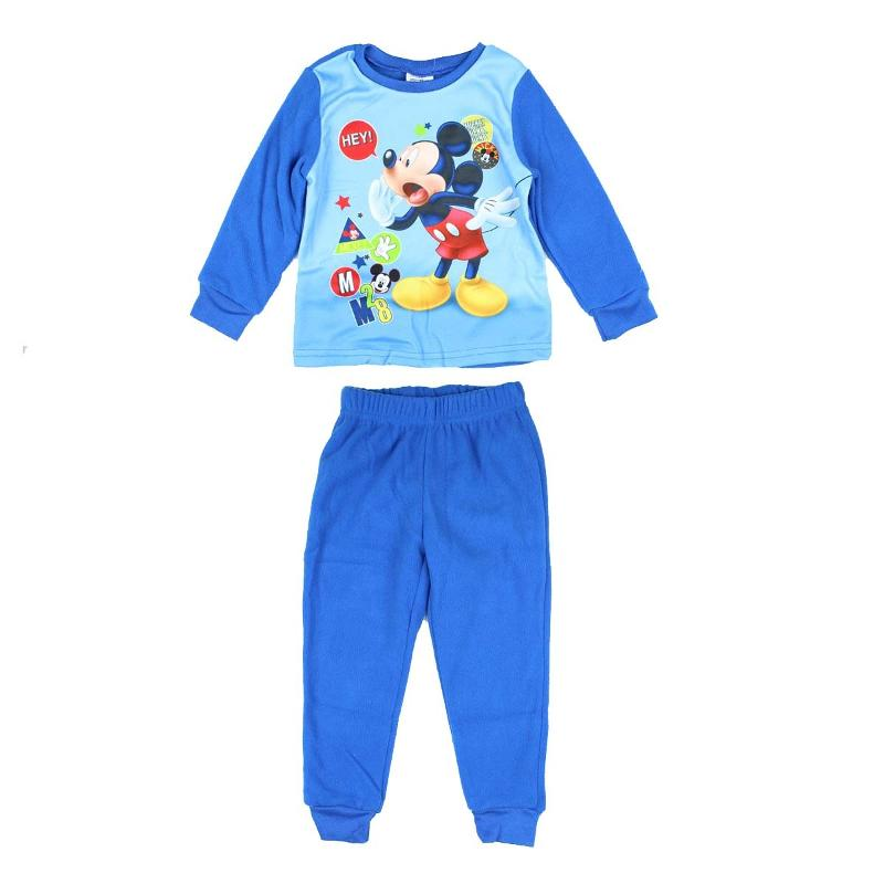 Revendeur de Pyjama polaire Mickey du 2 au 8 ans - Pyjama