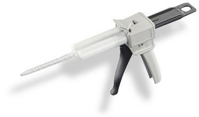 TAH 50 Applikationspistole, manuell mit 1:1 und 2:1 Stößel - ARA-DMA-50