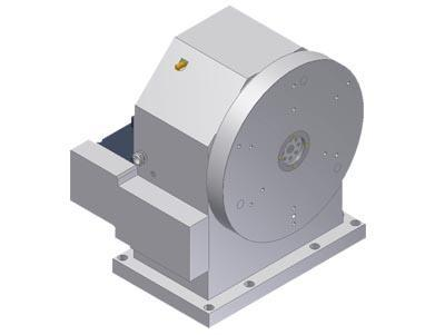 NC rotary table / vertical - null