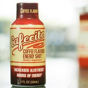 Cafecito Coffee Energy Shot