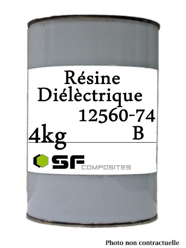 Résine diélectrique - 12560 4KG