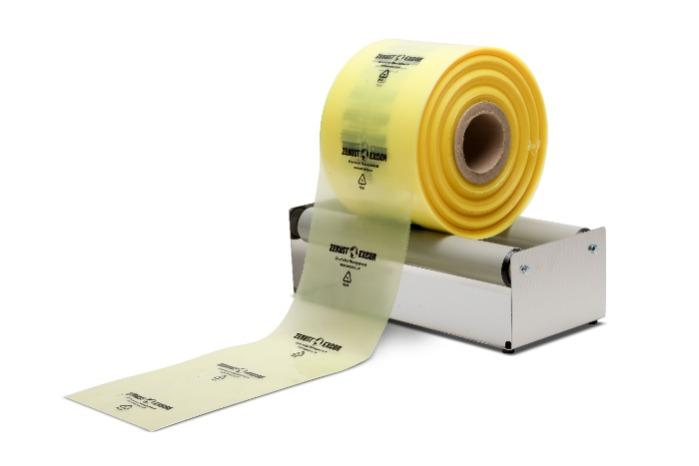 Sacs Zerust Excor - Sac en plastique VCI   Zip Lock / refermable   Différentes tailles