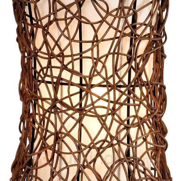 Lampe à poser moderne Ruth - Lampes à poser en bois
