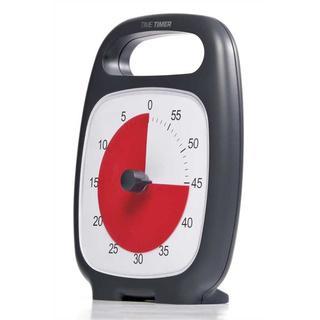 Time Timer P L U S black 60 Minuten -