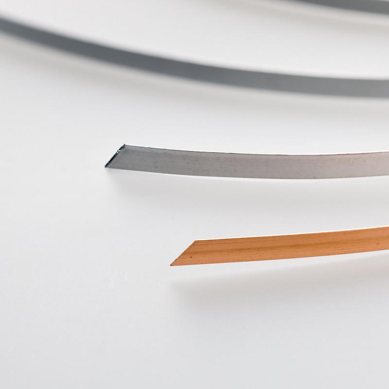 Flachdraht - Kupferflachdraht nach europäischen Vorschriften und individuellen Kundenwünschen