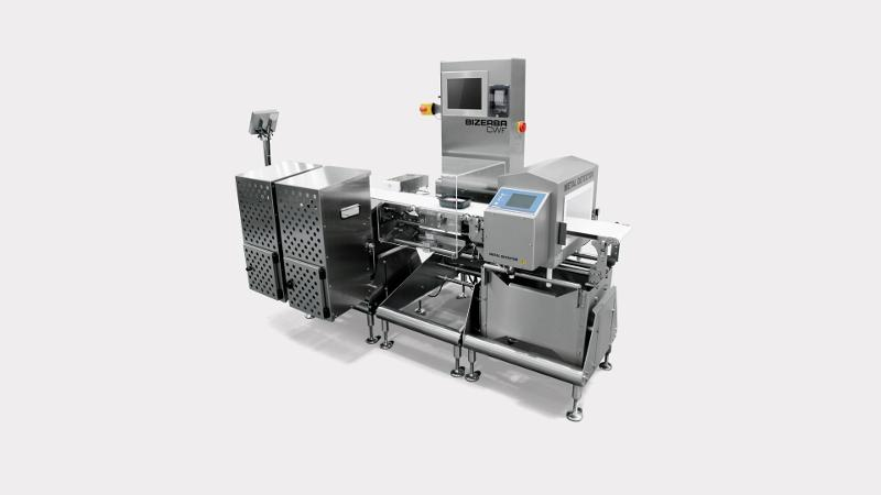 CWFmaxx  - Combination Checkweigher with Metal Detector