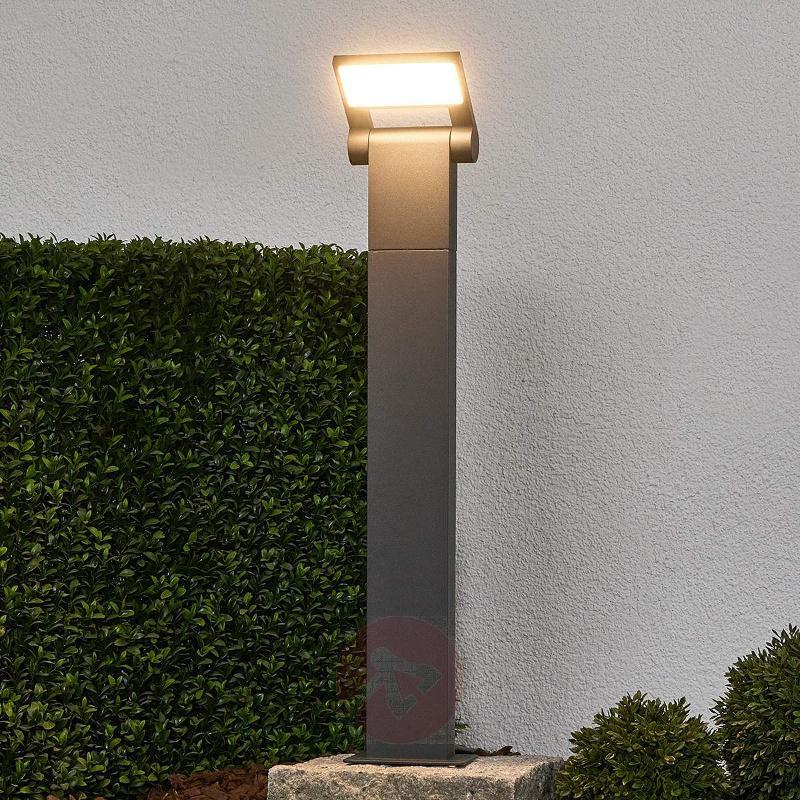 Bollard lamp Marius with LEDs, 60 cm - Path and Bollard Lights