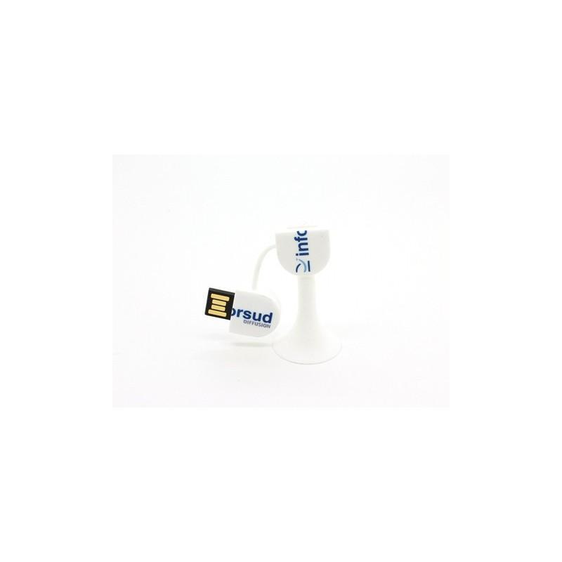 Cle USB Ventouse - Clé USB Originales PVC