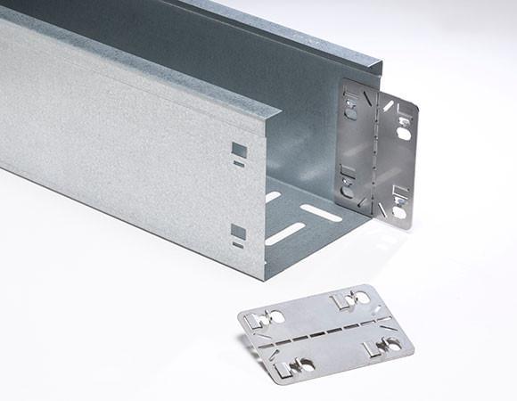VARiOX-Kabelkanal - Flexible Installationslösung für alle Standardaufgaben in der Industrie