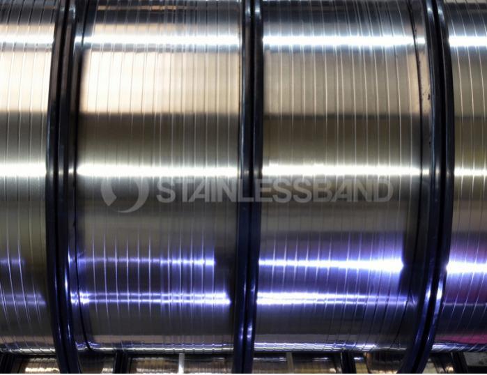Bobbin Wound - Bobbin Wound Stainless Steel Coil
