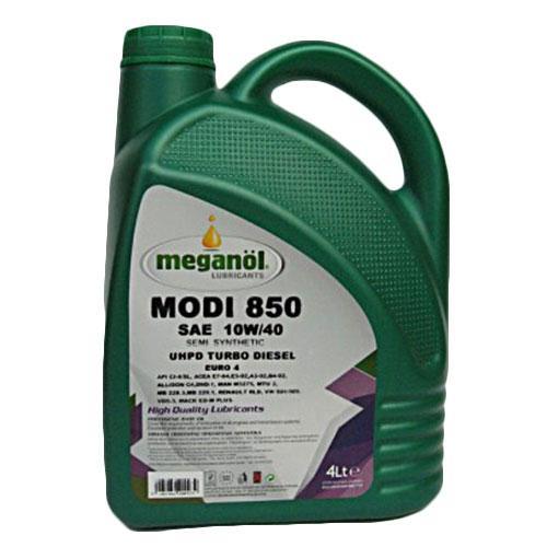 MODI 850 SAE 10W40 - MEGANOL LUBRICANT FOR DIESEL ENGINES