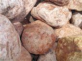Galets - galet rojo 100/200 150/300 : gros galet rouge