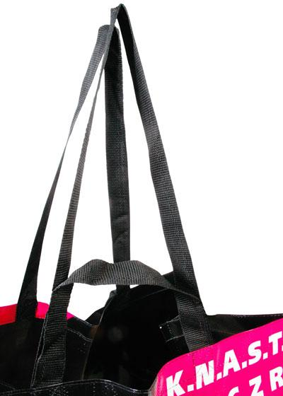 Handles and Ribbons for PP Woven Carrying Bags - null
