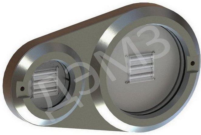 Светодиодный буферный фонарь ССД-БФ5