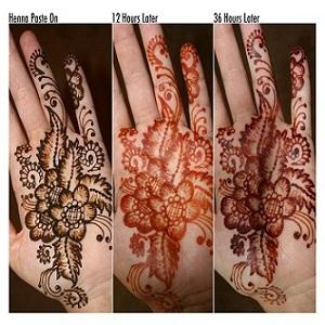 powder for body art  henna - BAQ henna786215jan2018
