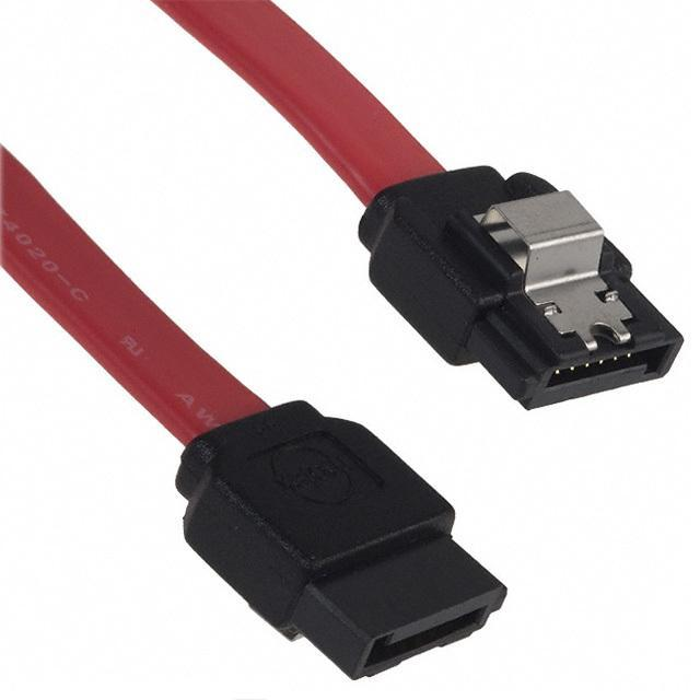 CABLE SERIAL ATA .5M LATCH 7POS - Molex, LLC 0685610014