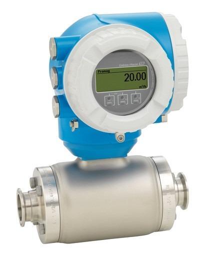 Proline Promag H 300 Misuratore di portata elettromagnetico - Specialista per applicazioni igieniche